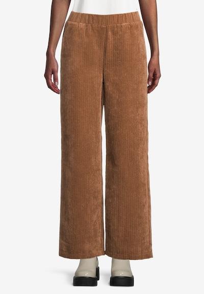 Cartoon Pantalon en cognac, Vue avec modèle