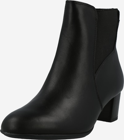 CLARKS Ankle Boots 'Linnae Hi' in Black, Item view