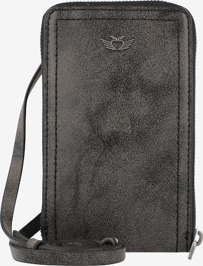 Fritzi aus Preußen Smartphonehoesje 'Jozy' in de kleur Zwart, Productweergave