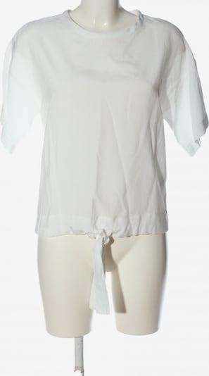 Mavi Kurzarm-Bluse in S in weiß, Produktansicht