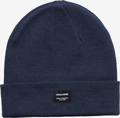 JACK & JONES Beanie 'JJDNA' in navy, Produktansicht