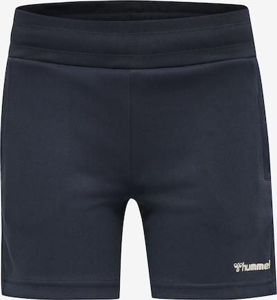 Hummel Sporta bikses tumši zils / balts, Preces skats
