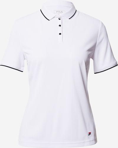 FILA Camiseta funcional 'Palina' en blanco, Vista del producto