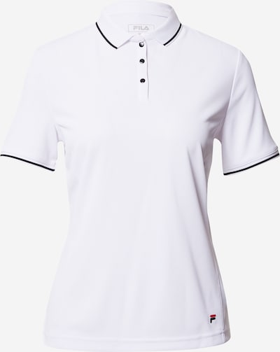 Tricou funcțional 'Palina' FILA pe alb, Vizualizare produs