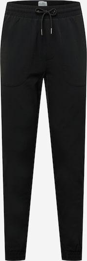 Pantaloni JUST JUNKIES pe negru, Vizualizare produs