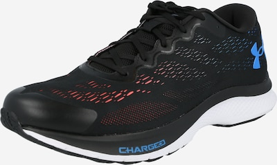 UNDER ARMOUR Sportschuh 'UA Charged Bandit 6' in blau / rot / schwarz, Produktansicht