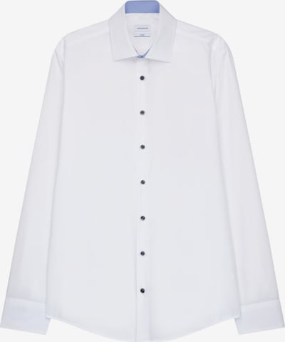SEIDENSTICKER Zakelijk overhemd ' X-Slim ' in de kleur Wit, Productweergave