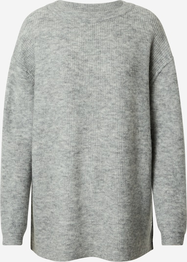 Marc O'Polo DENIM Pullover in hellgrau, Produktansicht