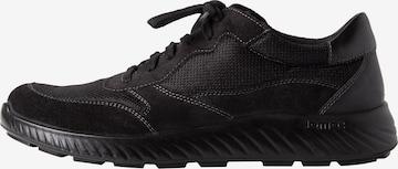 Chaussure à lacets JP1880 en noir