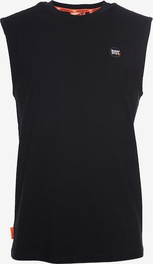 Superdry Oversize Trägerhemd in schwarz, Produktansicht
