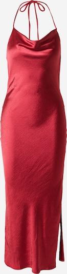 Love Triangle Kleid in burgunder, Produktansicht