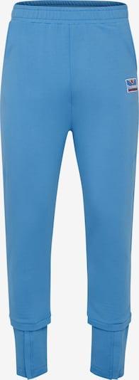 hummel hive Pants in blau, Produktansicht