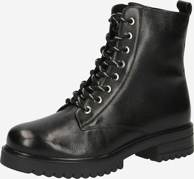 CAPRICE Schnürstiefelette in schwarz, Produktansicht