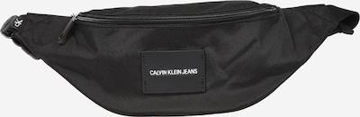 Calvin Klein Jeans Ledvinka - černá / bílá, Produkt