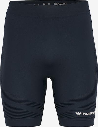 Hummel Shorts 'CUBE' in navy, Produktansicht