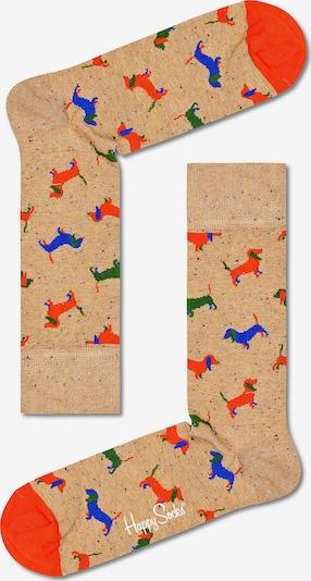 Happy Socks Socken in braun / mischfarben, Produktansicht