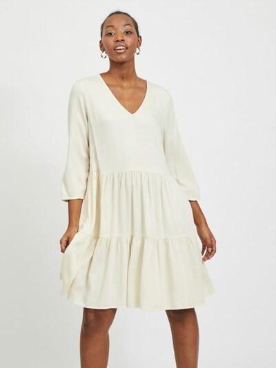VILA Kleid 'Fanza' in beige, Modelansicht
