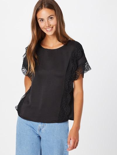 Bluză VERO MODA pe negru, Vizualizare model