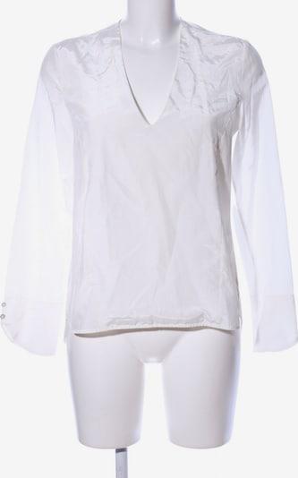 Manila Grace Langarm-Bluse in XL in weiß, Produktansicht