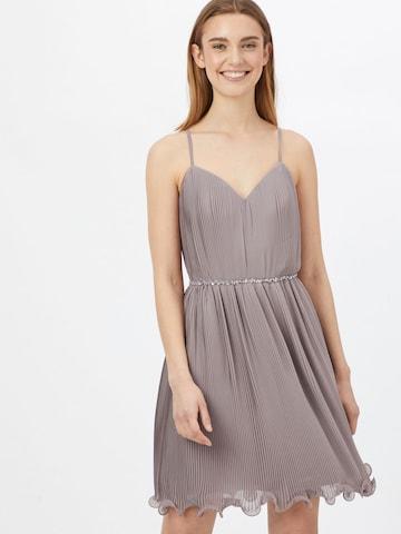 Laona Kokteilové šaty - Sivá