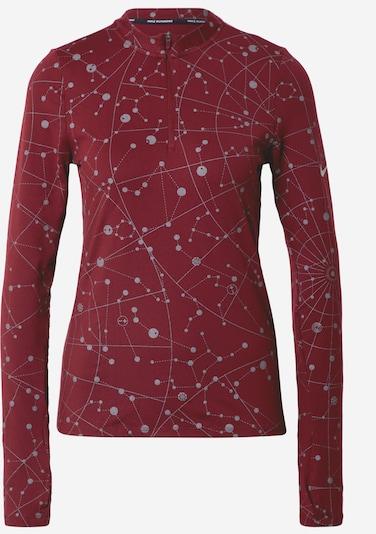 NIKE Funkční tričko 'Element Flash' - pastelově červená / stříbrná, Produkt