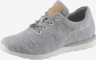 JANA Sneaker 'Idua' in graumeliert, Produktansicht