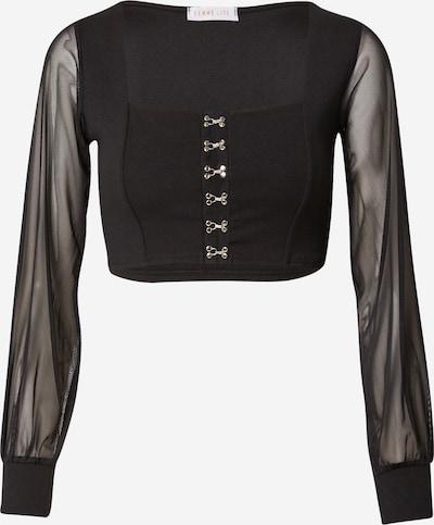 Femme Luxe Tričko 'KYNLEE' - černá, Produkt