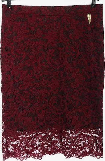 Ricarda M Spitzenrock in XL in rot / schwarz, Produktansicht