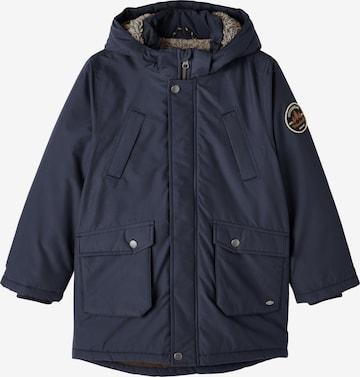NAME IT Between-season jacket 'Miller' in Blue