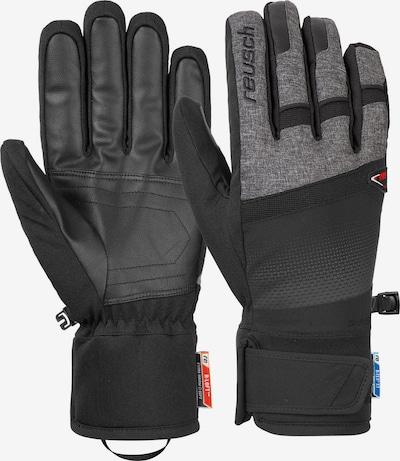 REUSCH Fingerhandschuhe 'Pat R-TEX® XT' in schwarz, Produktansicht