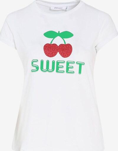 Paprika Shirts in mischfarben, Produktansicht