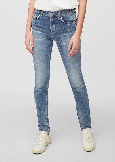 Marc O'Polo Jeans 'SKARA' in blue denim, Modelansicht