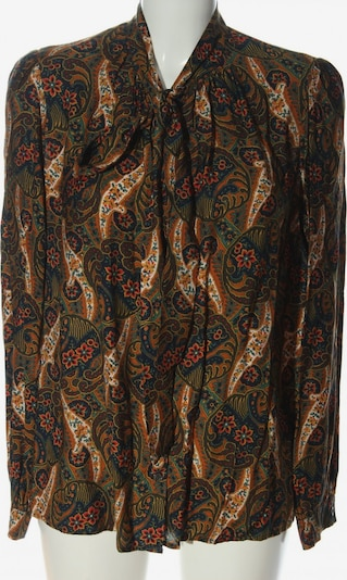 PAUL & JOE SISTER Langarmhemd in M in grün / hellorange / schwarz, Produktansicht