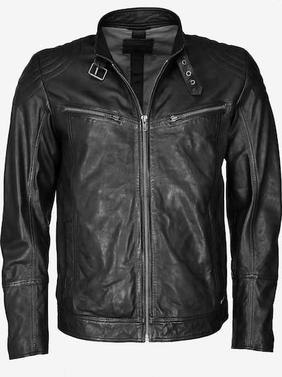 MUSTANG Jacke in schwarz, Produktansicht