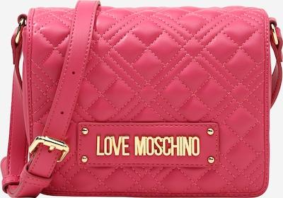 Love Moschino Torba preko ramena u fuksija: Prednji pogled