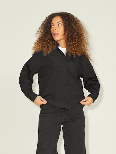 JJXX Bluse in schwarz, Modelansicht