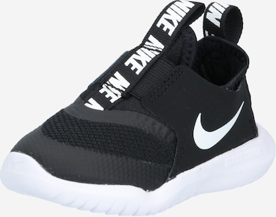 NIKE Laufschuh 'Flex Runner' in schwarz / weiß, Produktansicht