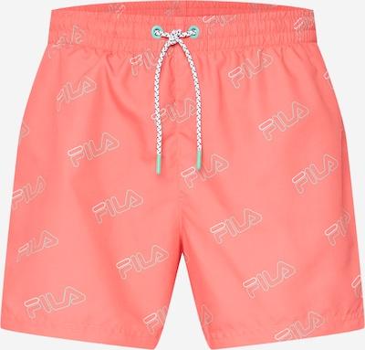 FILA Badeshorts 'YAHIKO' i mint / koral / lys pink, Produktvisning