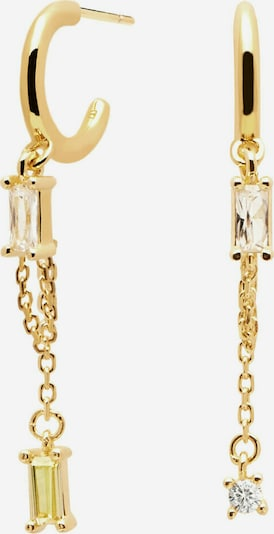 P D PAOLA Goldohrringe  'Salma' in gold, Produktansicht