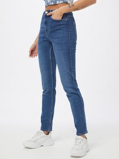 PIECES Jeans 'Lili' in blue denim, Modelansicht
