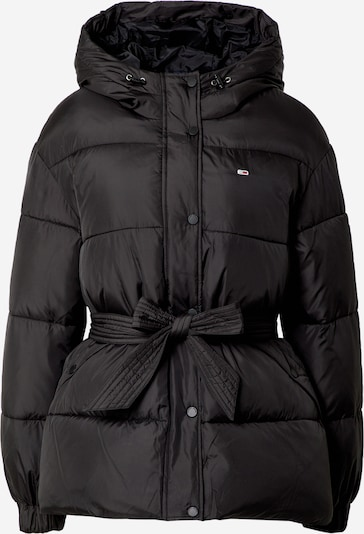 Tommy Jeans Přechodná bunda - černá, Produkt