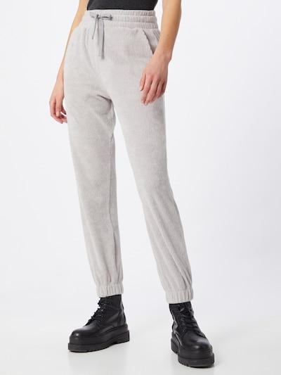 Pantaloni NU-IN pe gri deschis, Vizualizare model