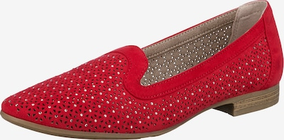 JANA Classic Flats in Red, Item view