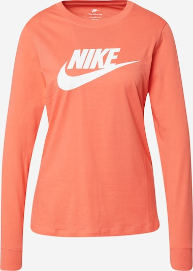 Nike Sportswear Majica u koraljna / bijela, Pregled proizvoda