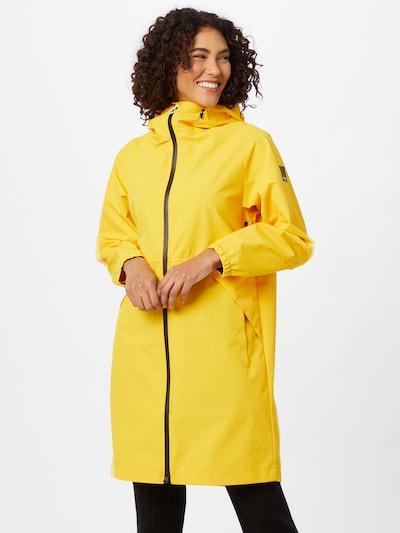 ICEPEAK Funktionsfrakke 'ENNIS' i gul, Modelvisning