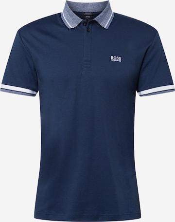 BOSS ATHLEISURE Μπλουζάκι 'Paddy 1' σε μπλε