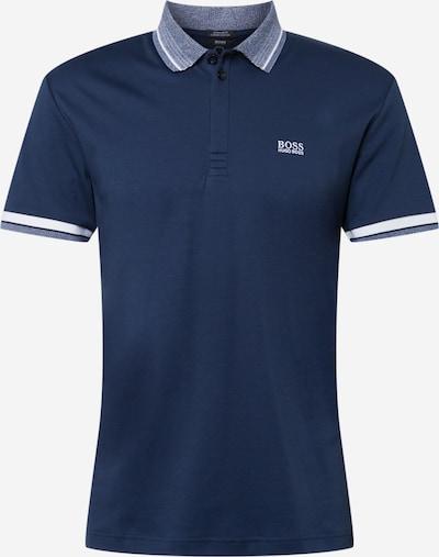 BOSS ATHLEISURE T-Shirt 'Paddy 1' en bleu marine / blanc, Vue avec produit