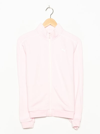 PUMA Sportjacke in M-L in rosé, Produktansicht