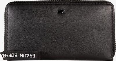 Braun Büffel Lederbörse 'CAPRI L' in schwarz, Produktansicht