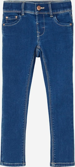 NAME IT Jeans 'NMFPOLLY DNMTINDY' in blue denim, Produktansicht